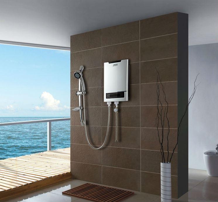Boiler elettrico boiler e caldaie le principali caratteristiche dei boiler elettrici - Scalda bagno elettrico ...