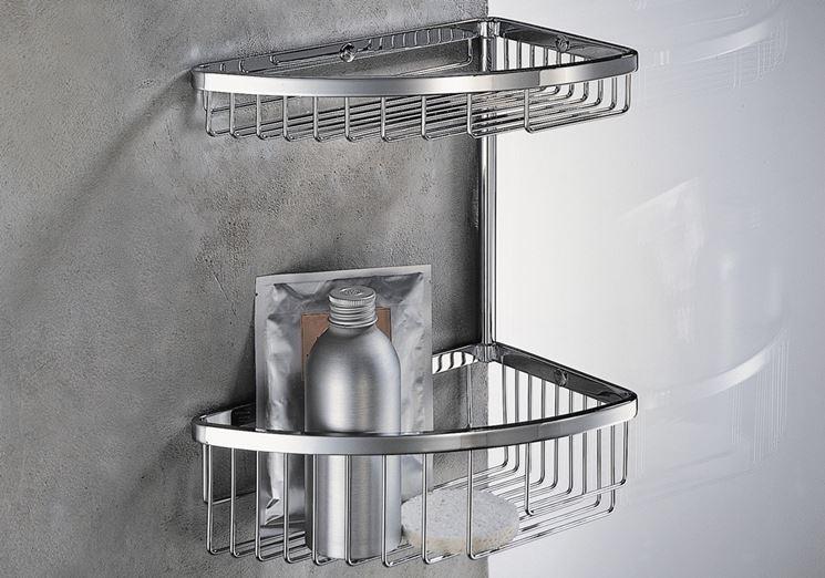 Portaoggetti doccia boiler e caldaie tipologie di - Portaoggetti bagno ...