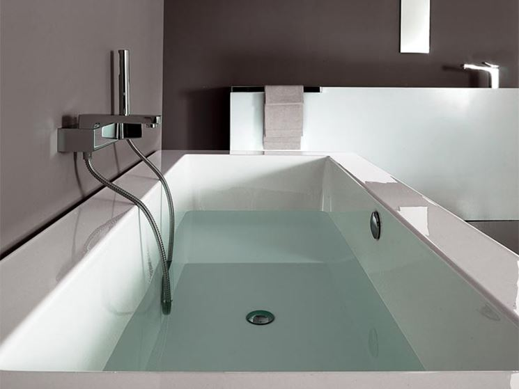 Scalda bagno boiler e caldaie scaldabagno - Scaldare il bagno elettricamente ...