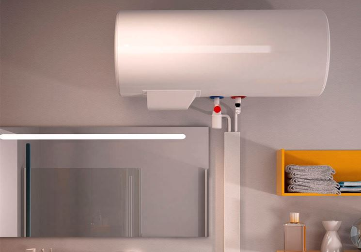 Scaldabagni elettrici boiler e caldaie tipologie e - Scalda bagno elettrico ...