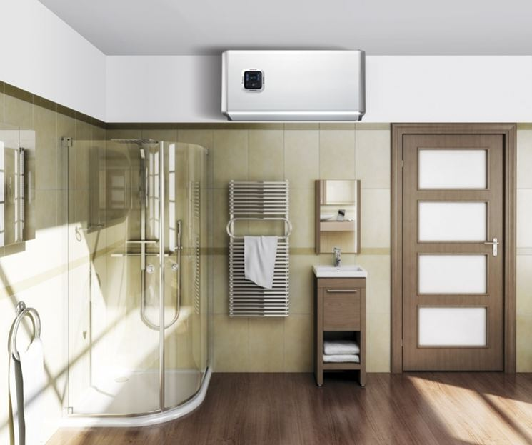 Scaldabagno elettrico 50 litri boiler e caldaie - Scalda bagno elettrico ...