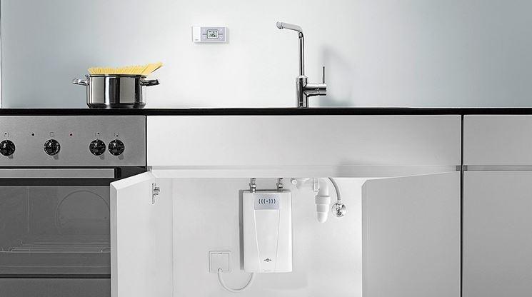Scaldabagno elettrico istantaneo boiler e caldaie - Scaldabagno elettrico istantaneo ...