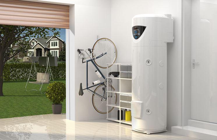Scaldacqua a pompa di calore boiler e caldaie come - Scaldabagno pompa di calore ariston ...