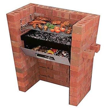Barbecue in muratura fai da te caminetti for Caminetti fai da te