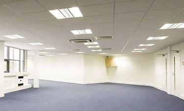 fila di luci LED