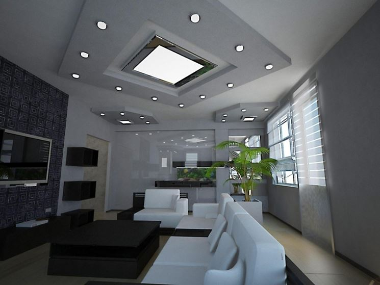 Illuminazione da incasso: modalità e sistemi d'illuminazione - Illuminazione - Funzionalità dell ...