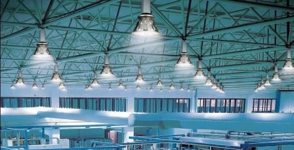 Illuminazione industriale illuminazione