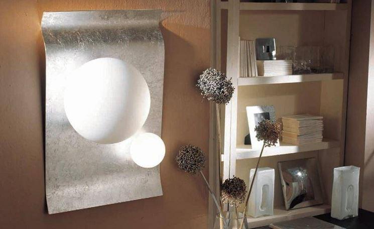 Illuminazione moderna per interni illuminazione