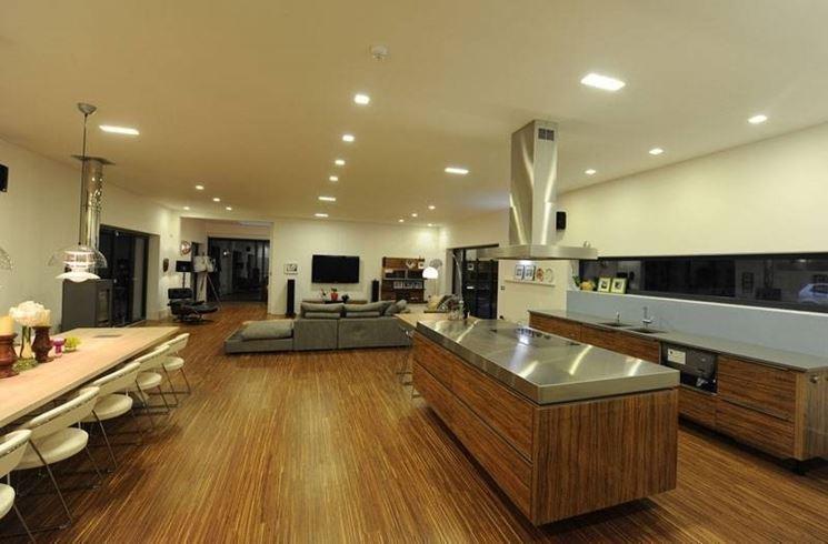 Illuminazione per interni a led illuminazione - Illuminazione led interni casa ...