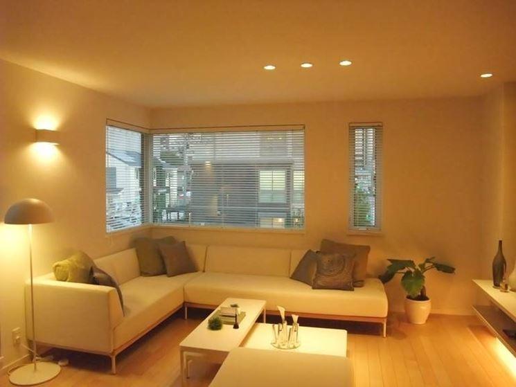 Illuminazione per interni a led illuminazione - Esempi di illuminazione a led per interni ...