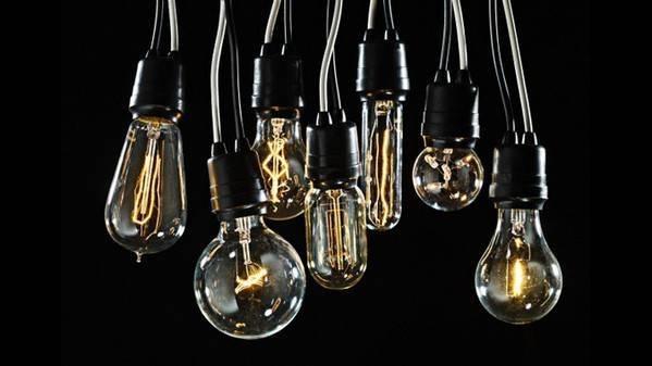 Le lampadine illuminazione for Lampadine incandescenza