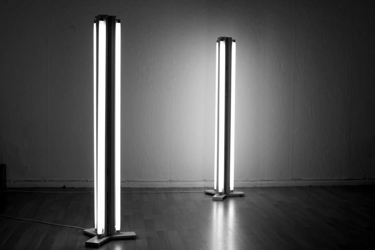 Plafoniere Per Lampade Al Neon : Luce al neon illuminazione caratteristiche luci