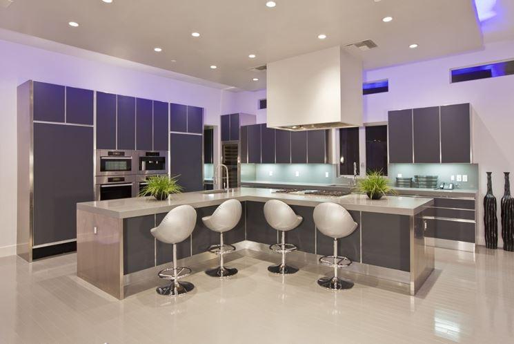 Illuminazione cucina a led happycinzia