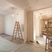 Lavori di ristrutturazione in appartamento