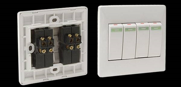 Come montare un interrutore a muro impianti elettrici - Convettori elettrici da parete ...