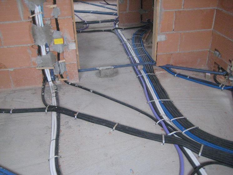 Fili elettrici - Impianti Elettrici - Come usare i fili elettrici
