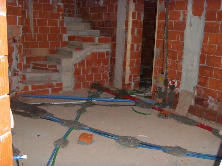 Prezzo impianto elettrico top costo impianto elettrico for Il costo di costruire la propria casa
