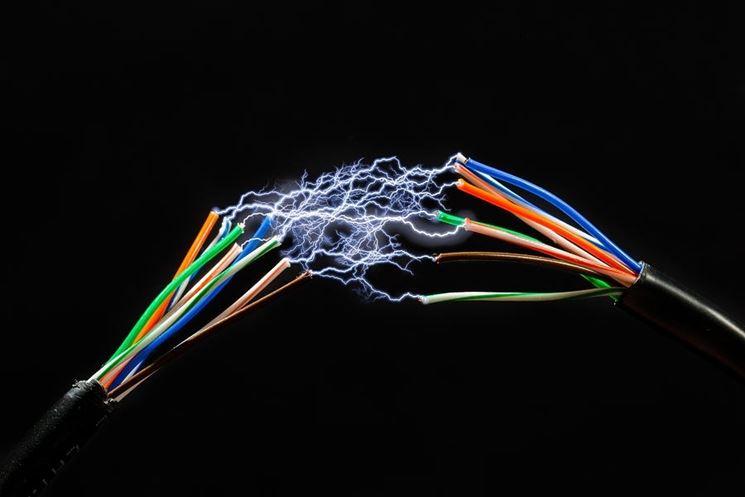 Il filo scatena elettricità