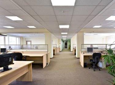 illuminare ufficio