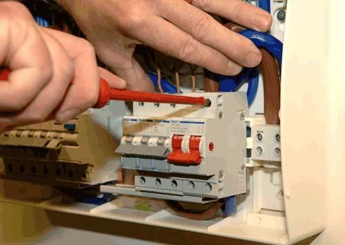 Impianto elettrico impianti elettrici - Realizzare impianto elettrico casa ...