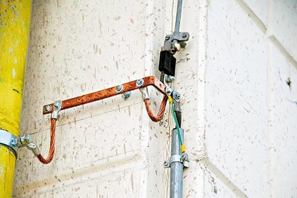 Impianto parafulmine impianti elettrici - Impianto gas casa costo ...