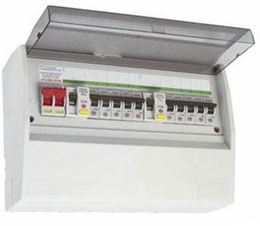 Schemi Quadri Elettrici : Quadri elettrici impianti elettrici