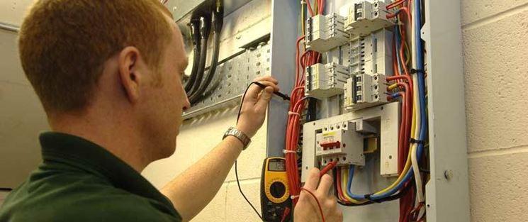 quadri elettrici - Impianti Elettrici