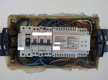 Schema di un impianto elettrico impianti elettrici for Laboratorio di garage domestico