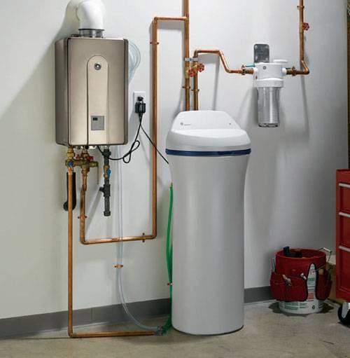 Addolcitore Per Acqua Impianti Idraulici