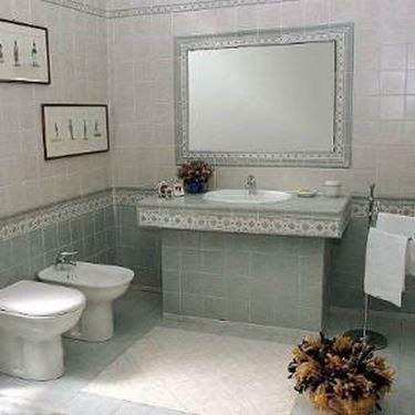 Bagno in muratura fai da te impianti idraulici - Bagno muratura moderno ...