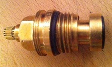 cambiare guarnizione rubinetto