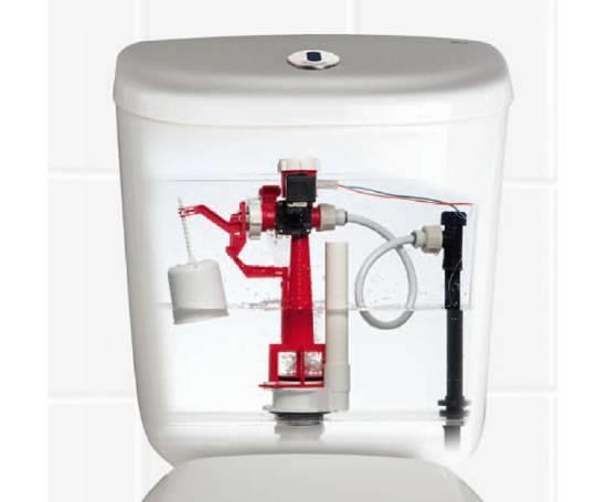 Cassetta scarico wc impianti idraulici