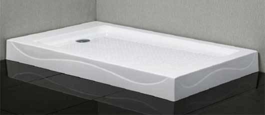 Come posare un piatto doccia impianti idraulici - Posare un piatto doccia ...