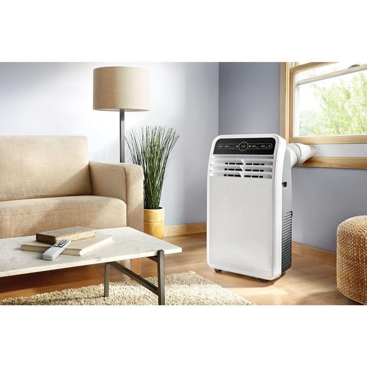 Condizionatori portatili impianti idraulici modelli e - Climatizzatori portatili senza tubo ...