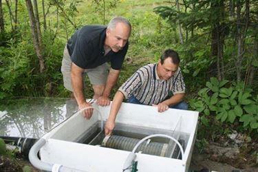 drenaggio acqua