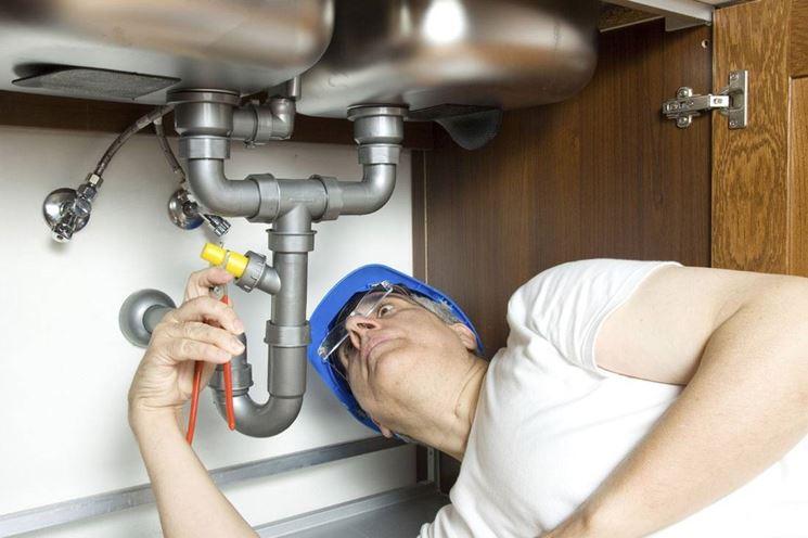 intervento idraulico fai da te