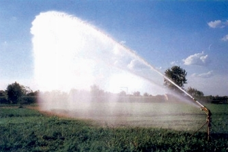 Irrigazione a pioggia impianti idraulici cos 39 l for Irrigazione per aspersione