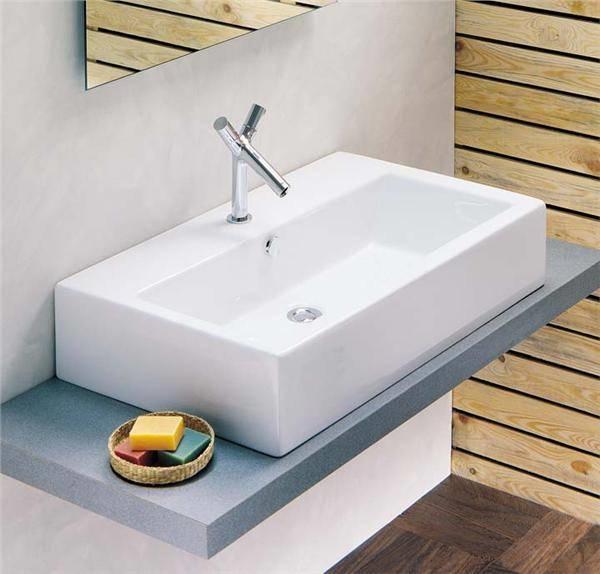 Montaggio lavabo impianti idraulici - Impianti idraulici bagno ...