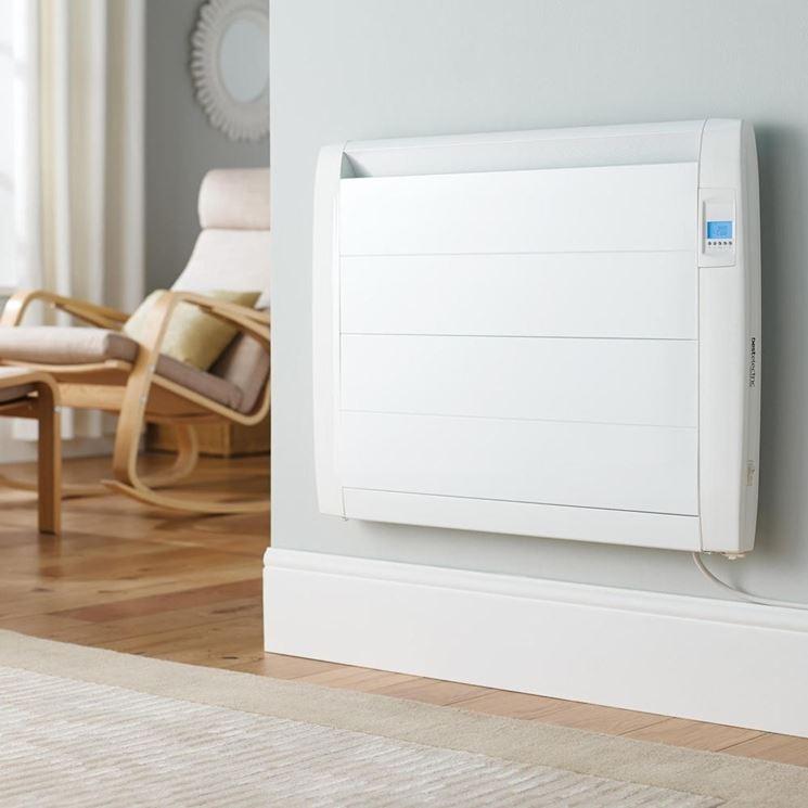 radiatore ventilato elettrico