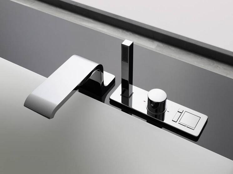 le caratteristiche principali dei rubinetti vasca da bagno