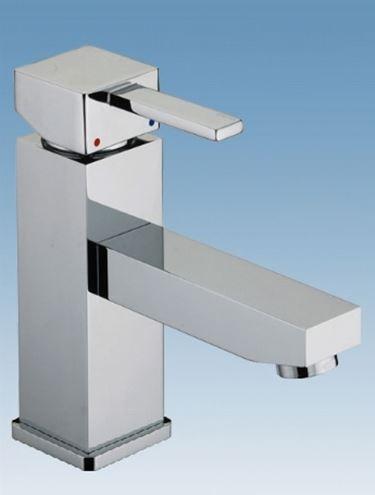 rubinetto quadrato