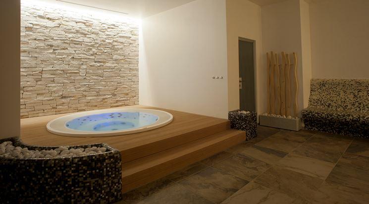 Spa domestica per la cura del corpo impianti idraulici for Costo della costruzione di una sauna domestica