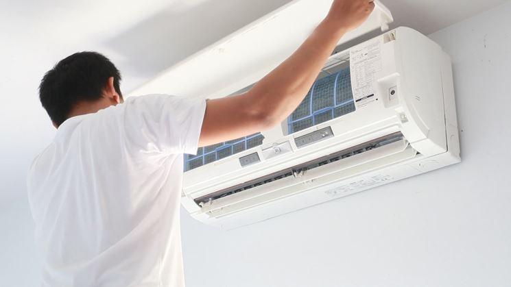 installare climatizzatore