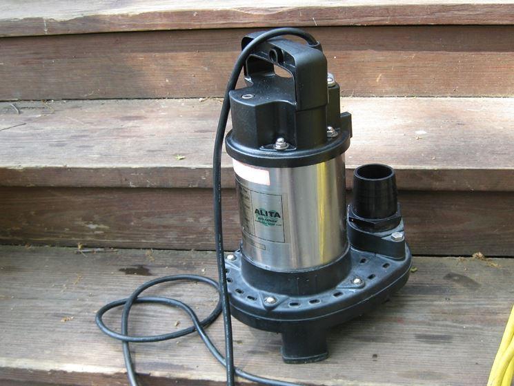 pompa per pozzo