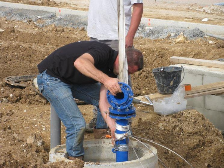Pompe per pozzi profondi