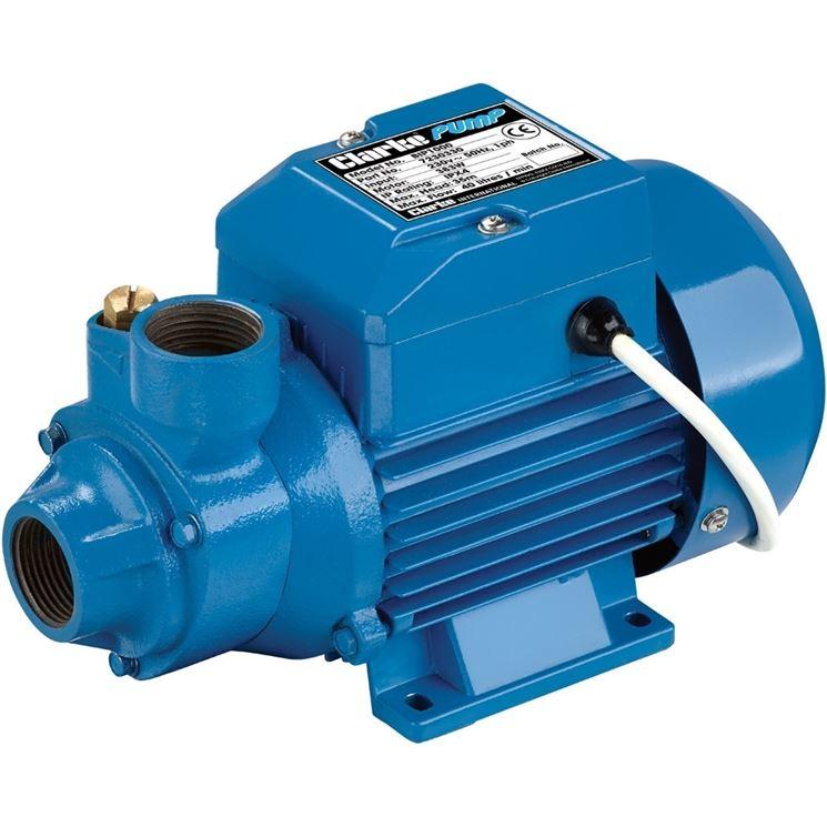 esempio di pompa per acqua