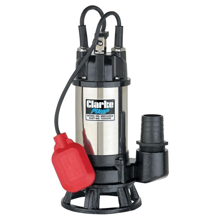pompa per acqua nere