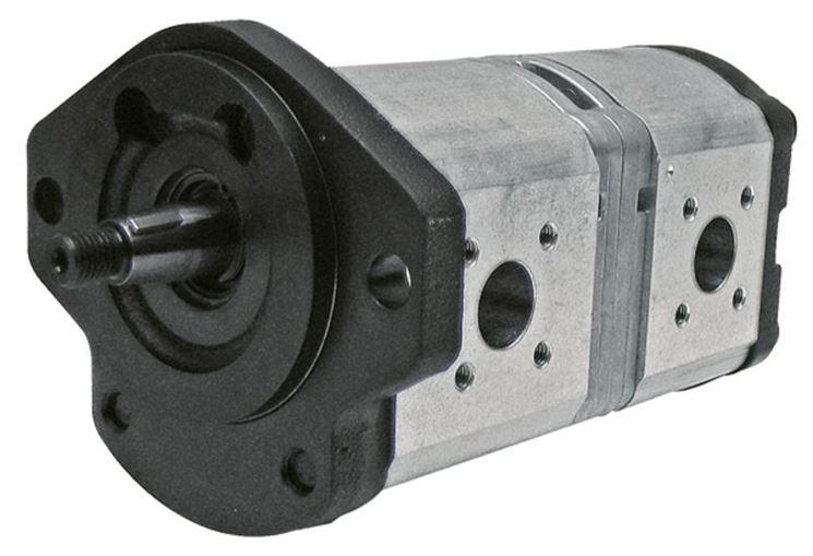 Modello di pompa idraulica
