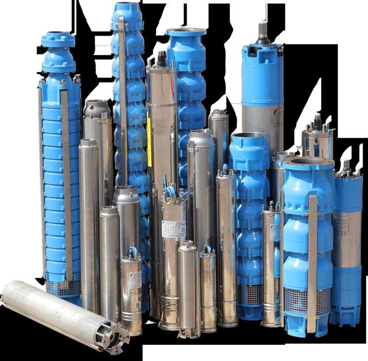 Impianti e pompe per le acque nere