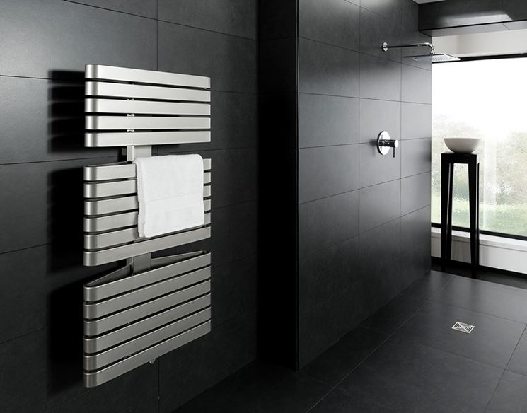 radiatore d'arredo moderno
